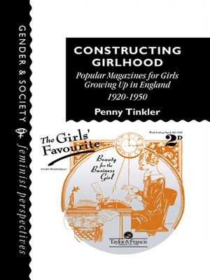 cover image of Constructing Girlhood