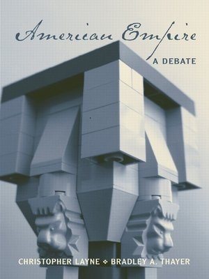 cover image of American Empire