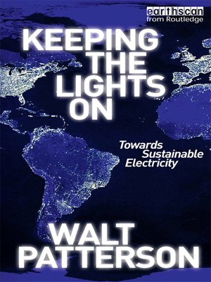 cover image of Keeping the Lights On