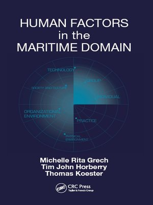 cover image of Human Factors in the Maritime Domain