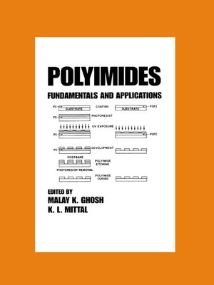 cover image of Polyimides