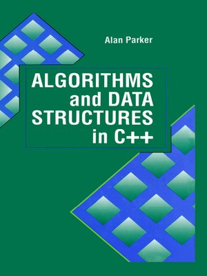 cover image of Algorithms and Data Structures in C++