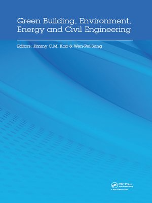 cover image of Green Building, Environment, Energy and Civil Engineering