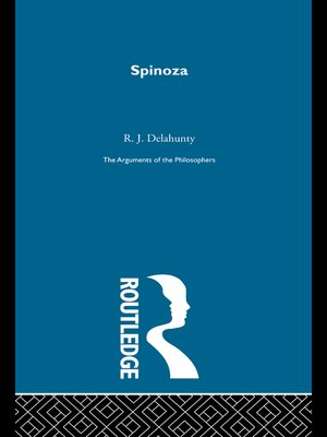 cover image of Spinoza-Arg Philosophers