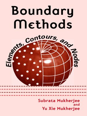 cover image of Boundary Methods
