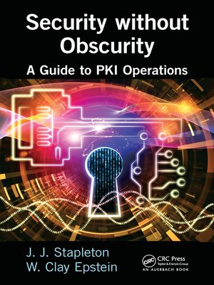 cover image of Security without Obscurity