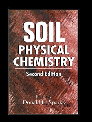 cover image of Soil Physical Chemistry