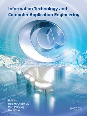 cover image of Information Technology and Computer Application Engineering