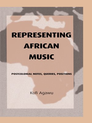 cover image of Representing African Music