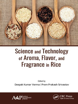cover image of Science and Technology of Aroma, Flavor, and Fragrance in Rice