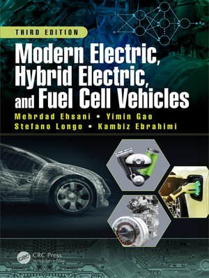 cover image of Modern Electric, Hybrid Electric, and Fuel Cell Vehicles
