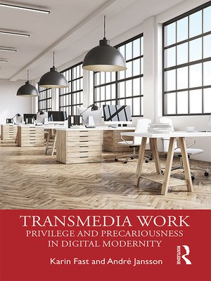 cover image of Transmedia Work