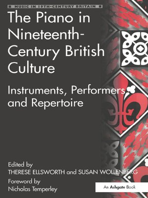 cover image of The Piano in Nineteenth-Century British Culture