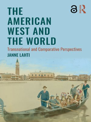 cover image of The American West and the World