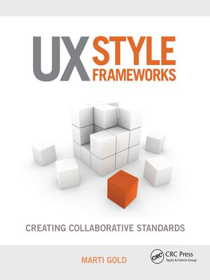 cover image of UX Style Frameworks