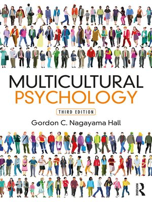 cover image of Multicultural Psychology