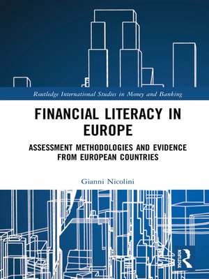 cover image of Financial Literacy in Europe