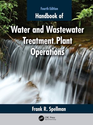 cover image of Handbook of Water and Wastewater Treatment Plant Operations