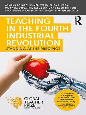 cover image of Teaching in the Fourth Industrial Revolution