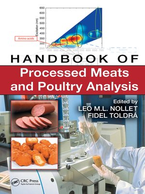 cover image of Handbook of Processed Meats and Poultry Analysis