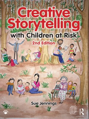 cover image of Creative Storytelling with Children at Risk