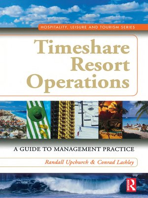 cover image of Timeshare Resort Operations