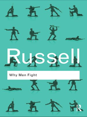 cover image of Why Men Fight