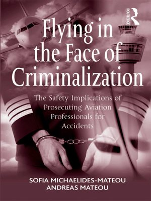 cover image of Flying in the Face of Criminalization
