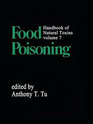 cover image of Handbook of Natural Toxins