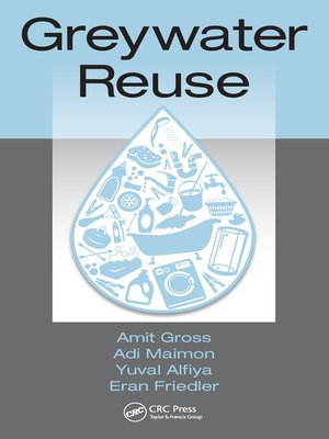 cover image of Greywater Reuse
