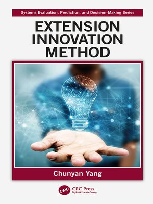 cover image of Extension Innovation Method