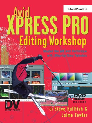 cover image of Avid Xpress Pro Editing Workshop