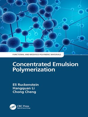 cover image of Concentrated Emulsion Polymerization
