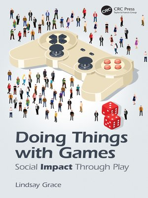 cover image of Doing Things with Games