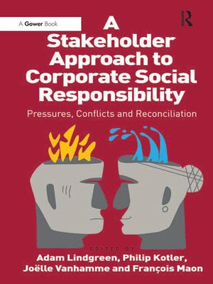 cover image of A Stakeholder Approach to Corporate Social Responsibility