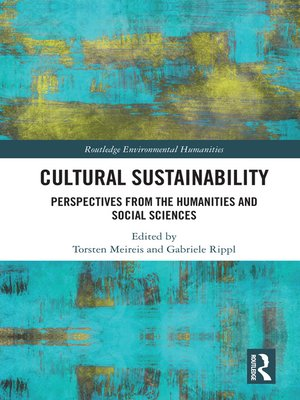 cover image of Cultural Sustainability
