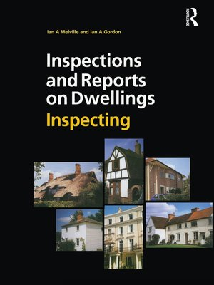 cover image of Inspections and Reports on Dwellings