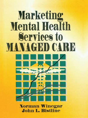 cover image of Marketing Mental Health Services to Managed Care