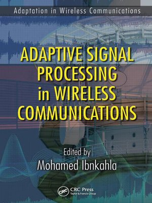 cover image of Adaptation in Wireless Communications--2 Volume Set