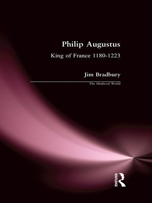 cover image of Philip Augustus