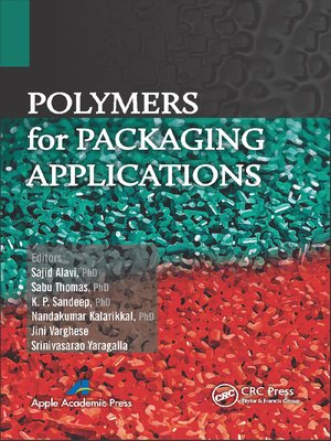cover image of Polymers for Packaging Applications