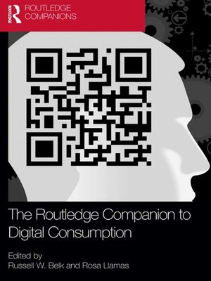 cover image of The Routledge Companion to Digital Consumption