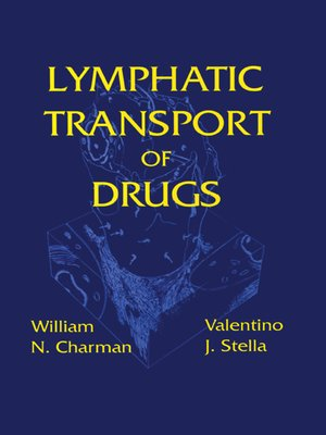 cover image of Lymphatic Transport of Drugs