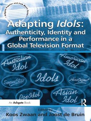 cover image of Adapting Idols