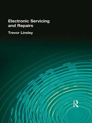 cover image of Electronic Servicing and Repairs