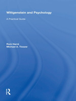 cover image of Wittgenstein and Psychology