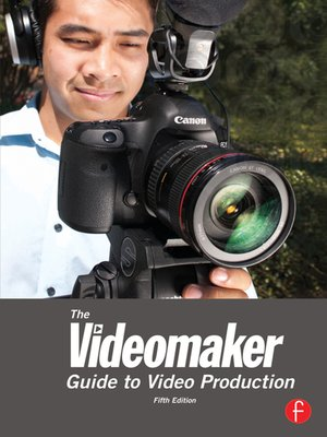 cover image of The Videomaker Guide to  Video Production