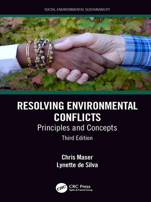 cover image of Resolving Environmental Conflicts