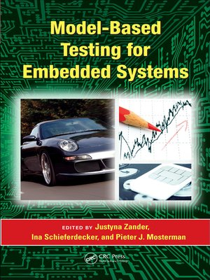 cover image of Model-Based Testing for Embedded Systems