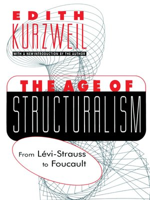 cover image of The Age of Structuralism